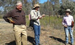 Paul considers a landscape approach to conservation fencing.